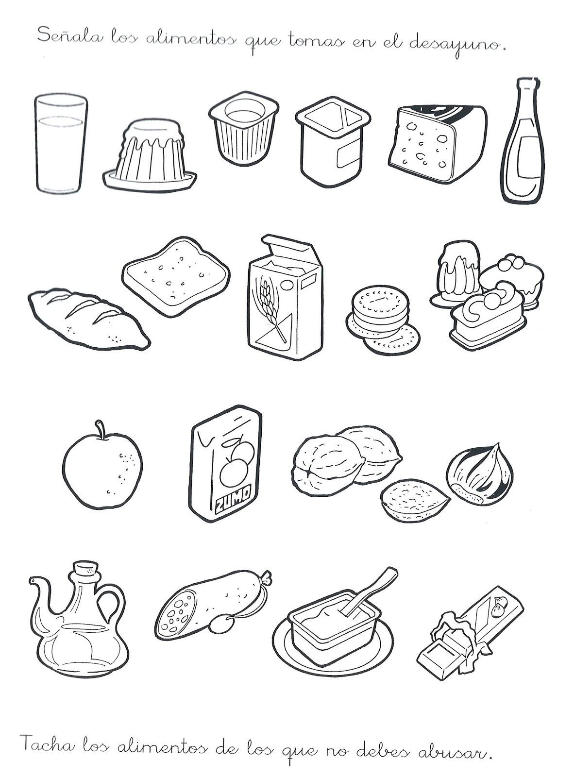 Imagenes De Almuerzos Nutritivos Escolares Para Nios