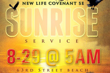 Sunrise Beach Prayer Planned for Saturday, and the Whole City's Invited