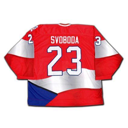 Czech Republic 1996 jersey photo CzechRepublic1996B.jpg