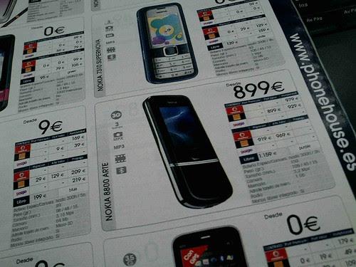 Nokia caro