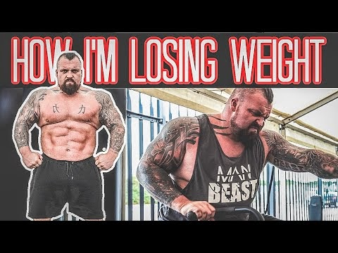 Eddie Hall Share The Wild Hiit Session And Showing Off A 360 Lb Ripped Physique