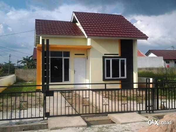 Contoh Desain Rumah Type 36 Terbaru 2017 | Creo House