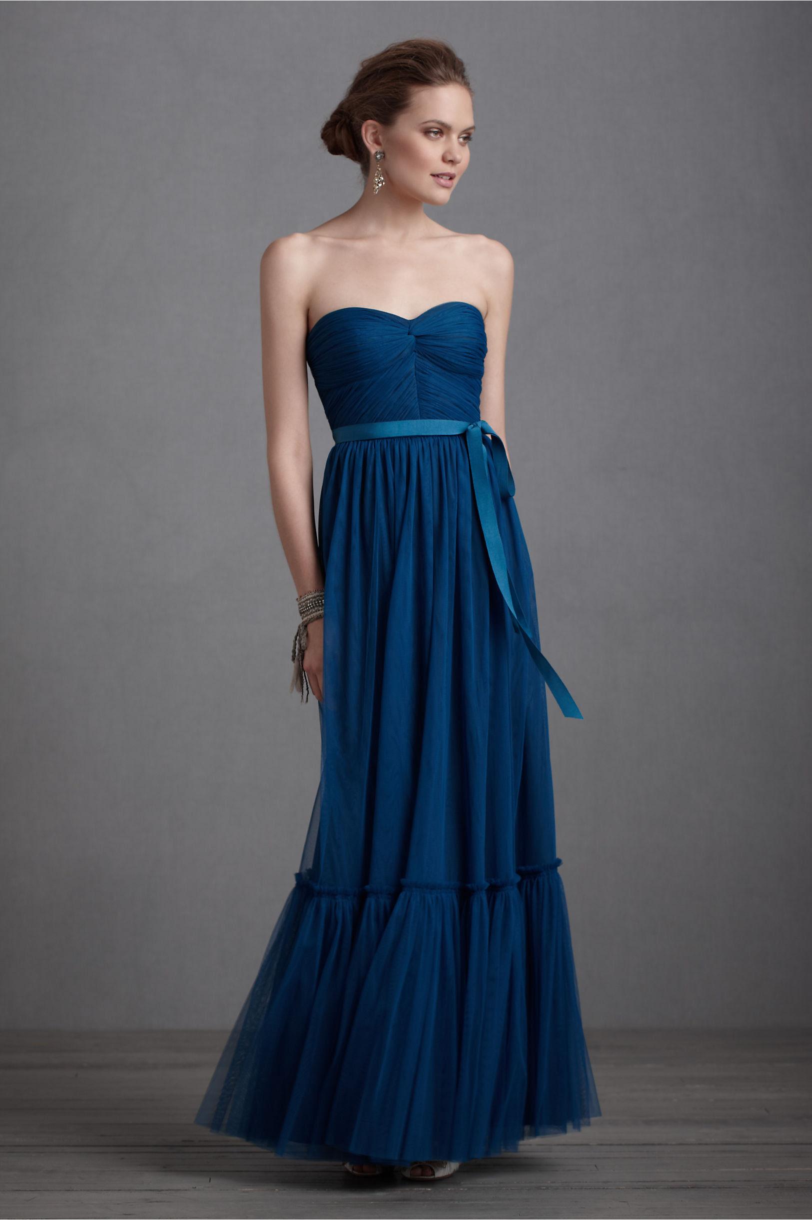 20+ Wedding Dresses Blue Dresses