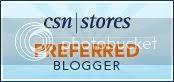 csn|stores Preferred Blogger