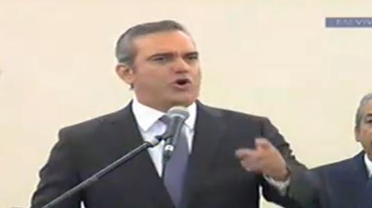 Abinader advierte oposición no permitiráresultados de conteo manual;dice Danilo cometió fraude
