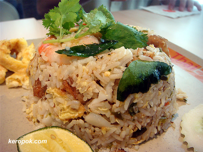 Tom Yam Fried Rice
