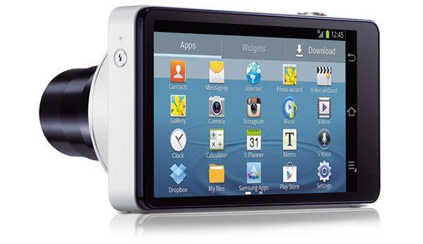 Samsung Galaxy Camera com Android Jelly Bean
