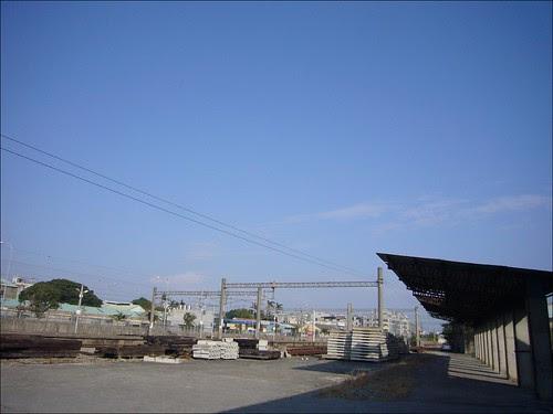 烏日站貨運站場