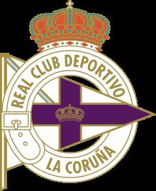RC Deportivo La Coruña logo.svg