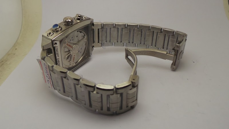 Replica Tag Heuer Monaco Concept 24 Bracelet