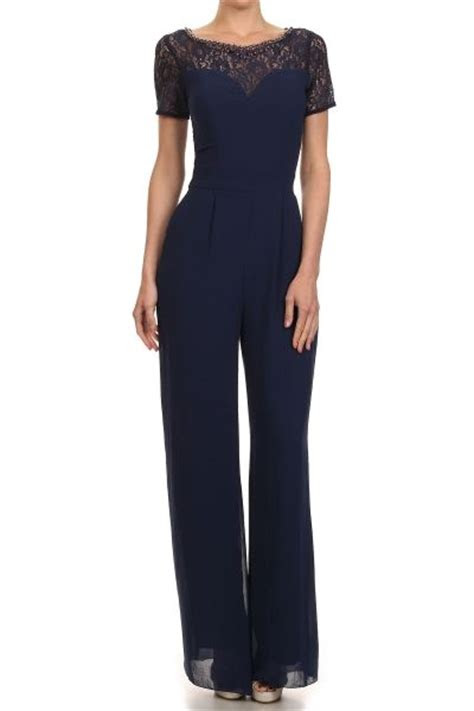 womens jumpsuit  wedding breeze clothing