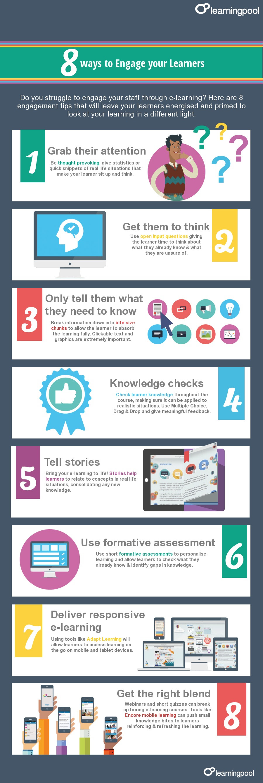Tips to engage students