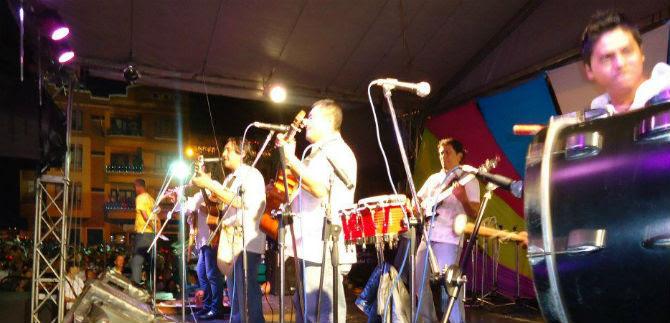 Música andina en el próximo Jueves del Samán