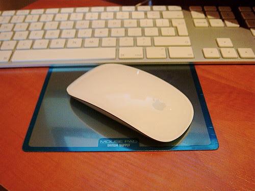 Magic mouse.