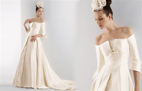 25  Franc Sarabia's Collection: Fascinating Wedding Dress