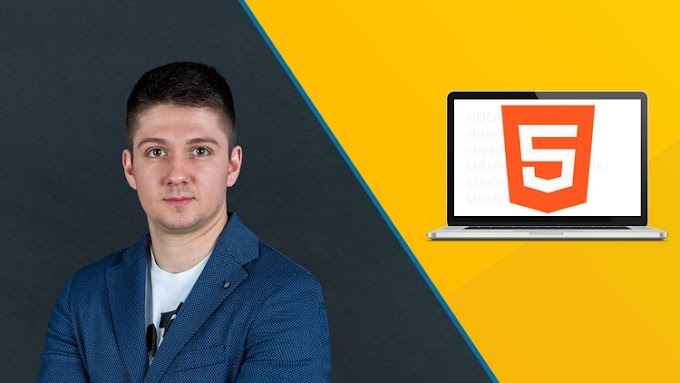 [100% Off UDEMY Coupon] - Learn HTML5 Coding from Scratch - Build Your Own Website