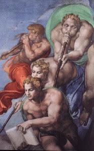 """Michelangelo's """"Last Judgment"""""""