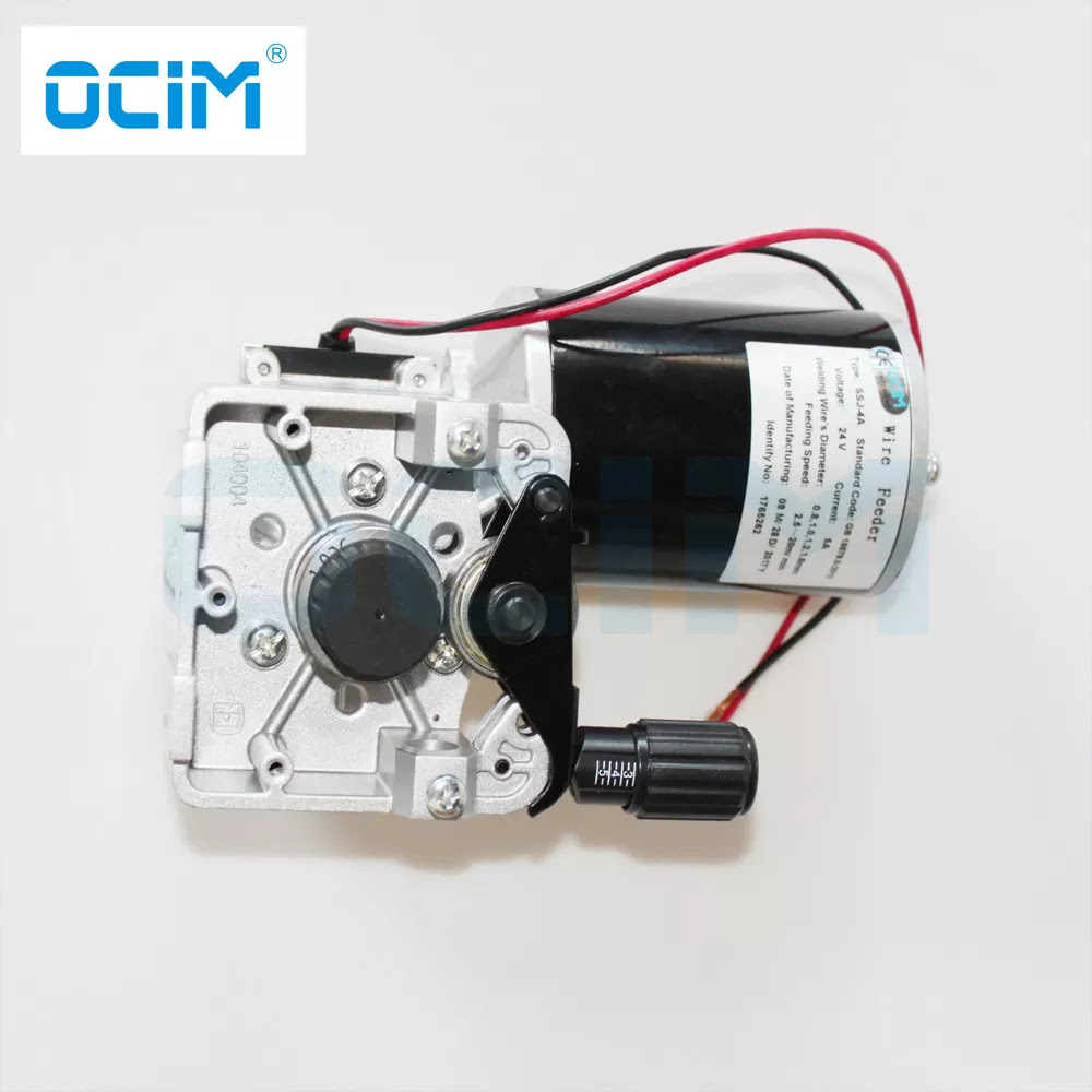 Complete Mig Welder Wire Drive Motor Feed Assembly Feeder View Mig Welding Wire Feeder Ocim Product Details From Ocim Welding Co Ltd On Alibaba Com
