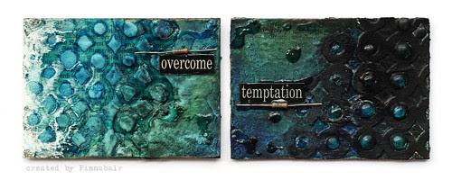 overcome temptation - atc set