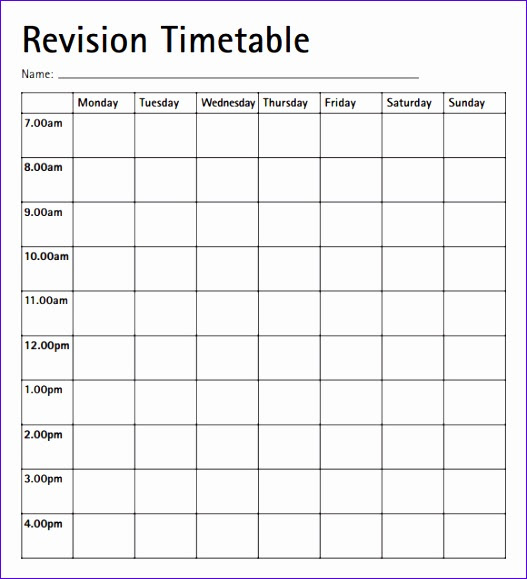 excel timetable template jjamv unique revision timetable template excel of excel timetable templateg6f348