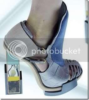 Fall/Winter 2010,Shoe Trends,balenciaga