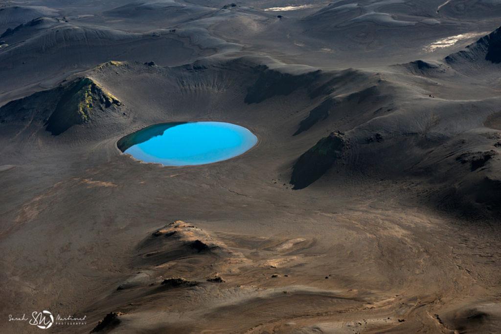 Impressionantes fotos aéreas das paisagens da Islândia 09