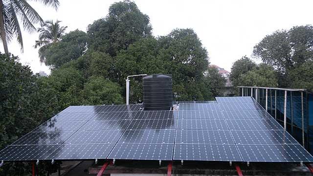 Solar city project