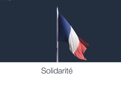 Here's how Amazon changed its home page to mark the Paris attacks