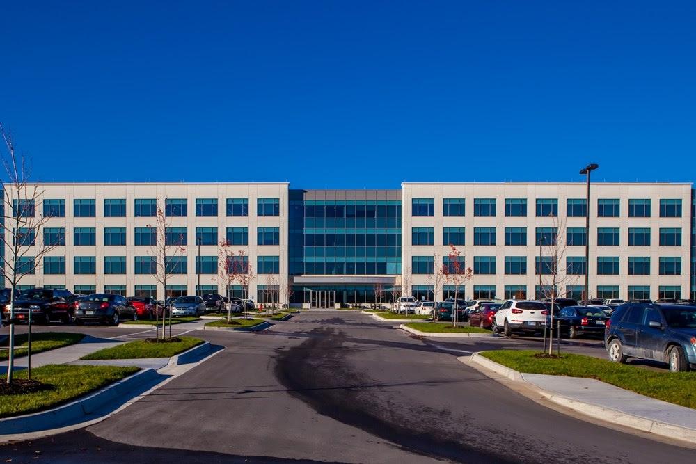Freightquote Headquarters  Office DesignBuild