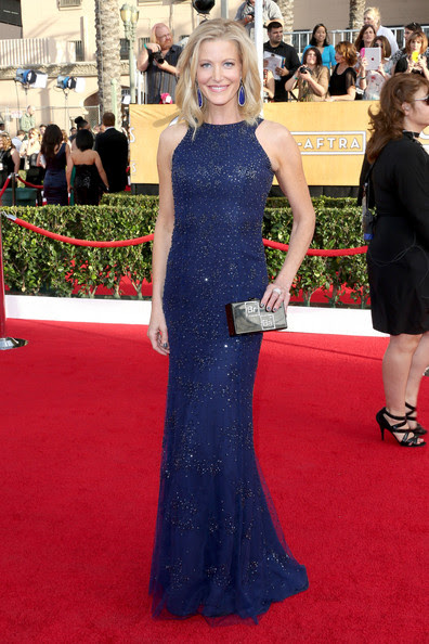 Anna Gunn - 20th Annual Screen Actors Guild Awards - Arrivals