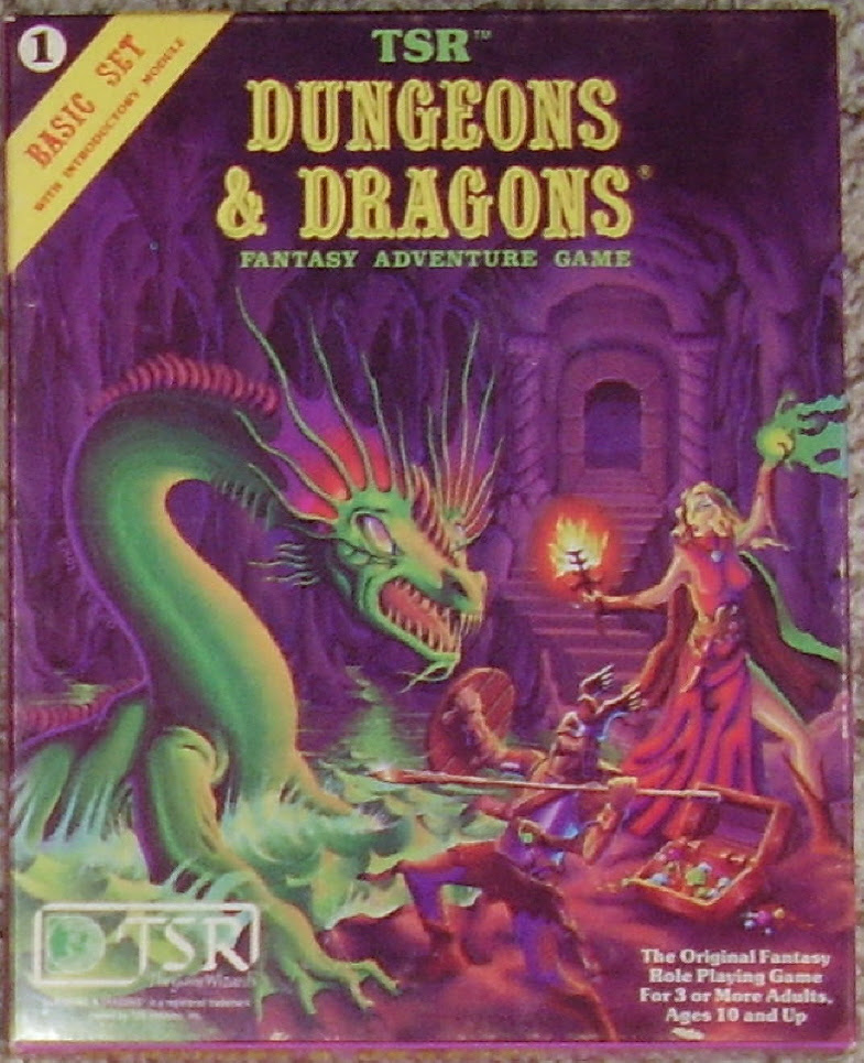 Image result for basic D&D