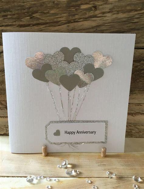Handmade Anniversary Card   anniversary   wife   husband