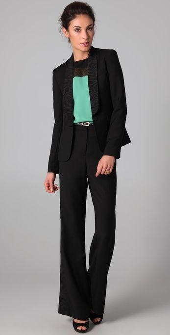 Diane von Furstenberg Tuxedo for Women