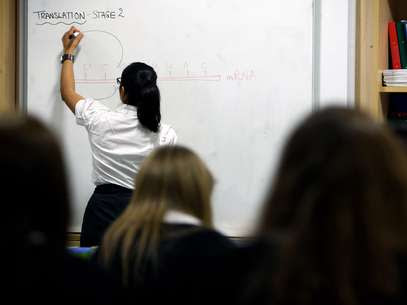 Dez países respondem por 72% da população mundial de analfabetos, entre eles o Brasil, a Índia, China e Etiópia Foto: Getty Images