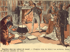 napoleon cabinet travail