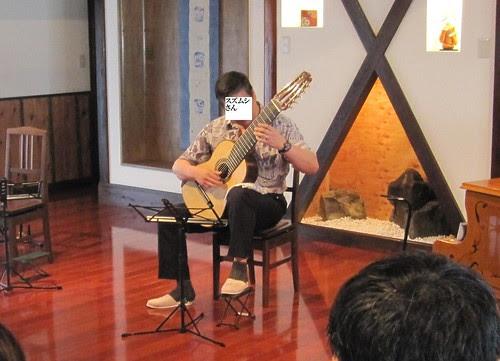 スズムシさんソロ演奏 2011年6月25日 by Poran111
