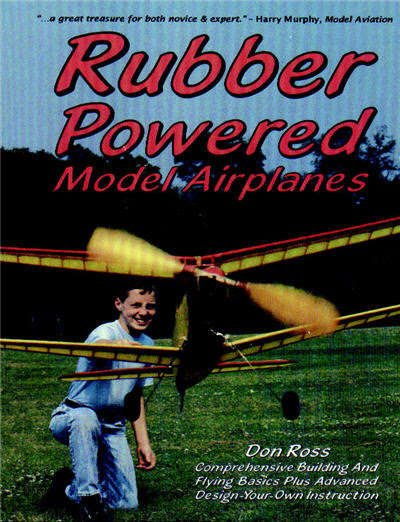 Membuat pesawat terbang tenaga karet - DVD
