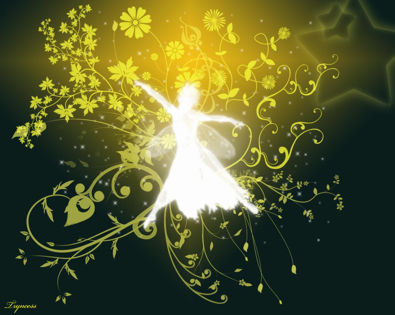 Fairy Wallpaper Fairy 9811
