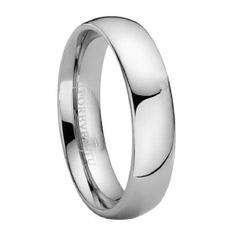 Thin Tungsten Wedding Band