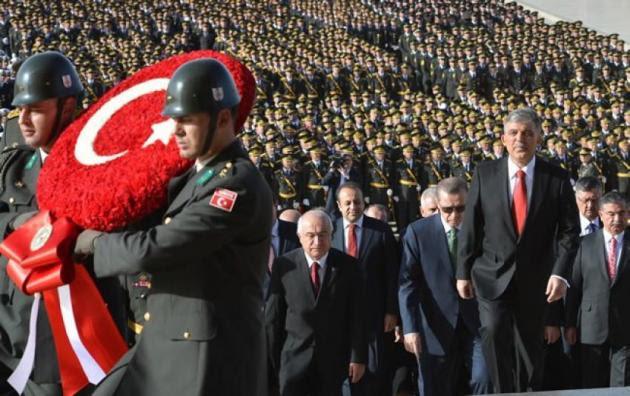"""Ο αυταρχισμός του """"ημίαιμου"""" ισλαμικού κόμματος Ερντογάν."""