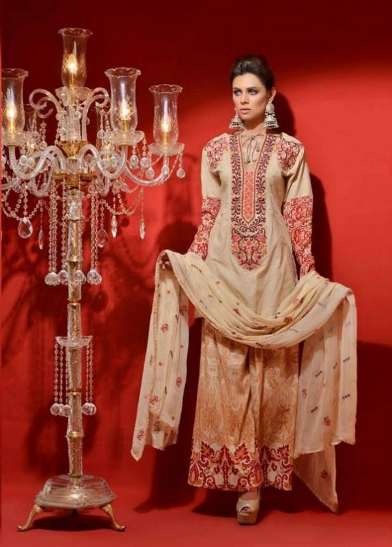 Girls-Women-Latest-Fashionable-Suits-2013-by-Hadiqa-Kiani-Dresses-12