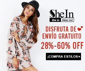 SheIn -Your Online Fashion Print Dress
