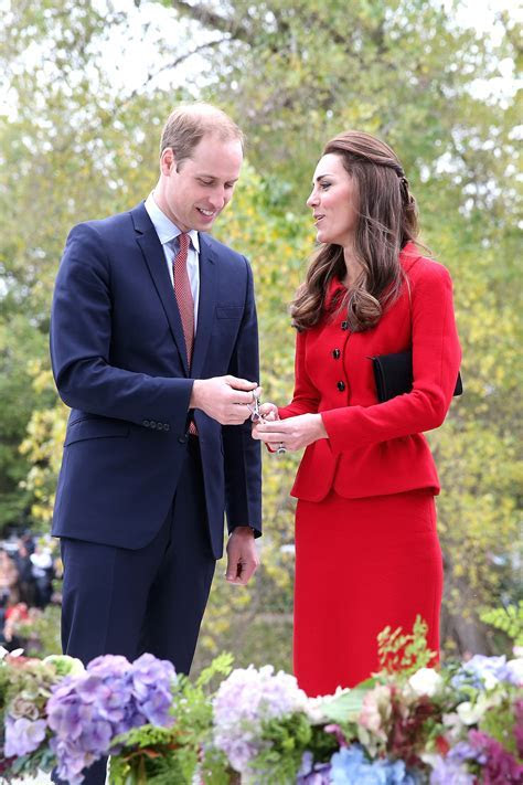 Prince William and Kate Middleton Celebrate Fourth Wedding