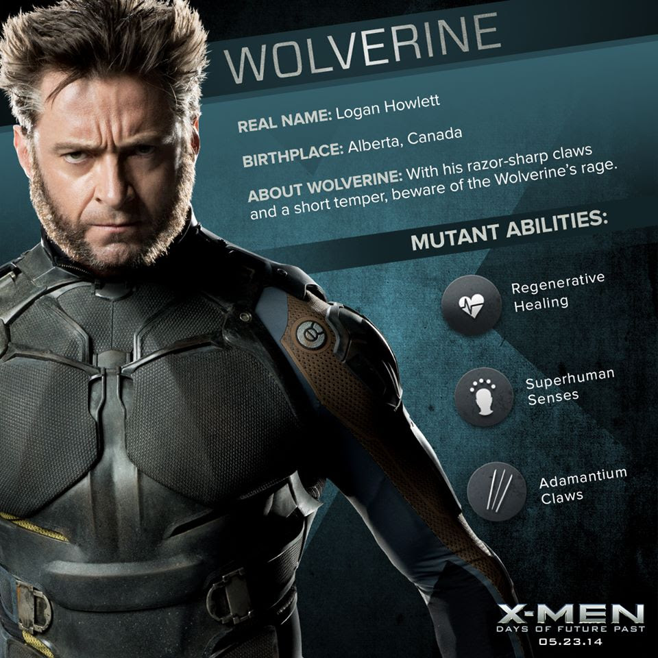 X Men Days Of Future Past Wallpaper Wolverine Find Wallpapers