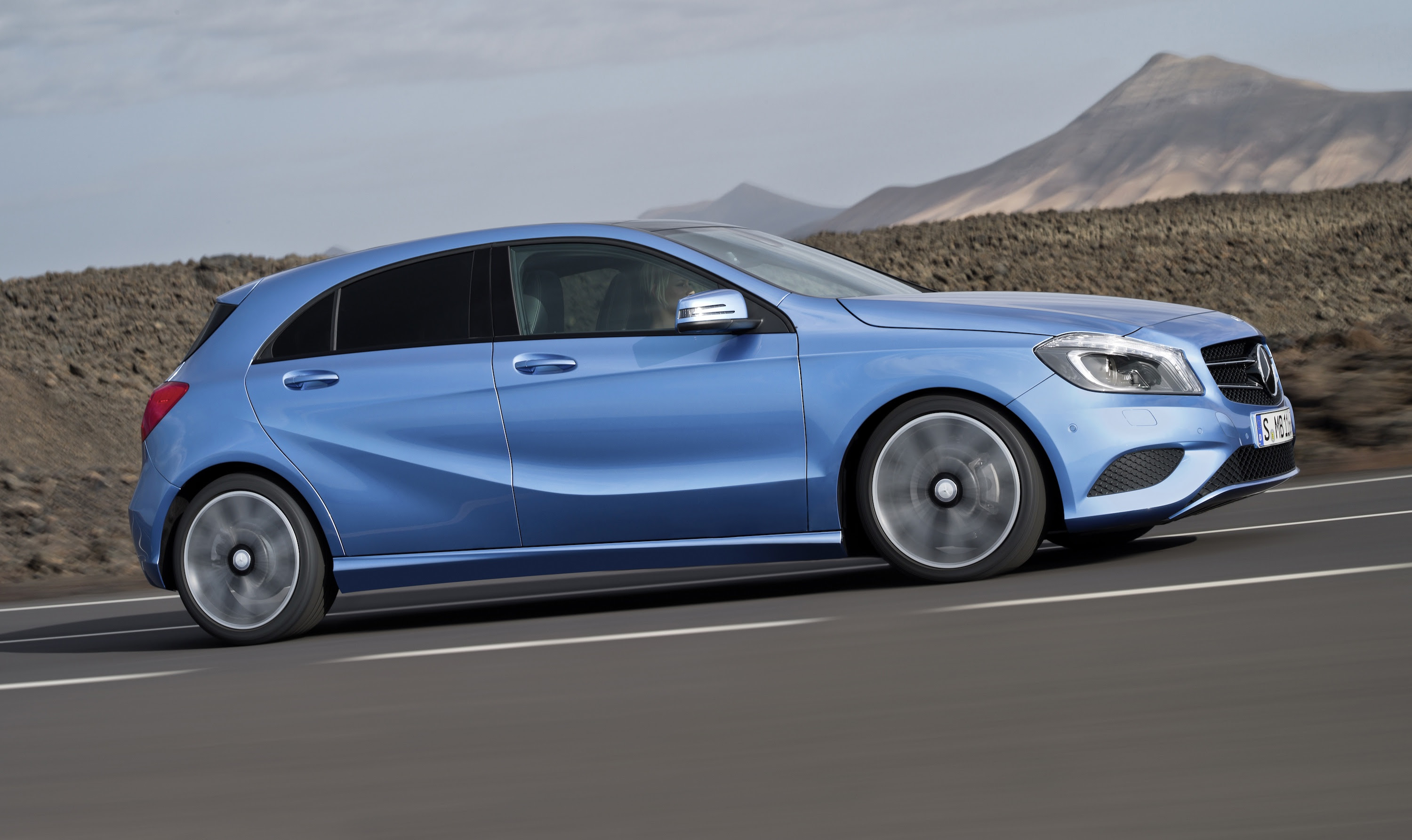 2013 Mercedes-Benz A-Class: pricing and specifications ...