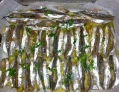 acciughe al forno,pesce,secondo di pesce,acciughe gratinate,ricetta acciughe,