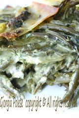 lasagne pestostracco fagiolini