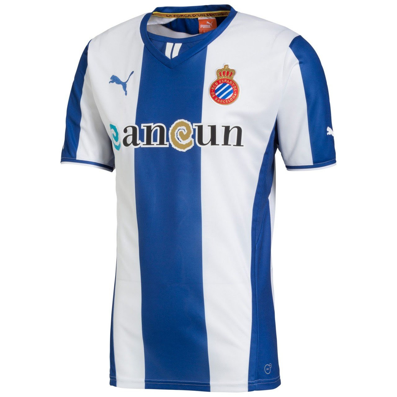 The white and blue side of the force of the RCD Espanyol de ...
