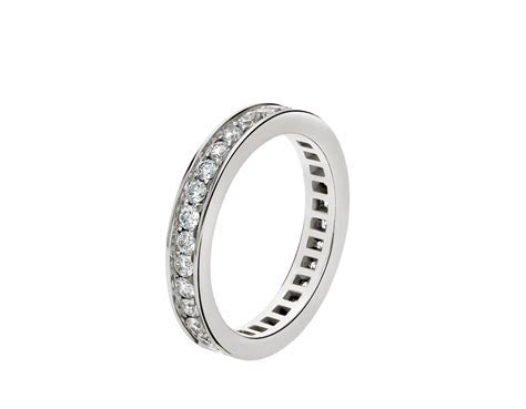 MarryMe Wedding Ring 336817   Bvlgari