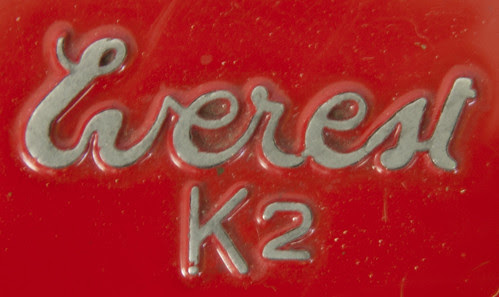 Everest K2 typewriter